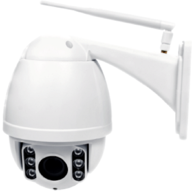 Home Security Wifi PTZ Outdoor IP Camera P2P Wireless IP 4x zoom 720P HD LOW LUX Mini PTZ IR Wifi High Speed Dome Camera