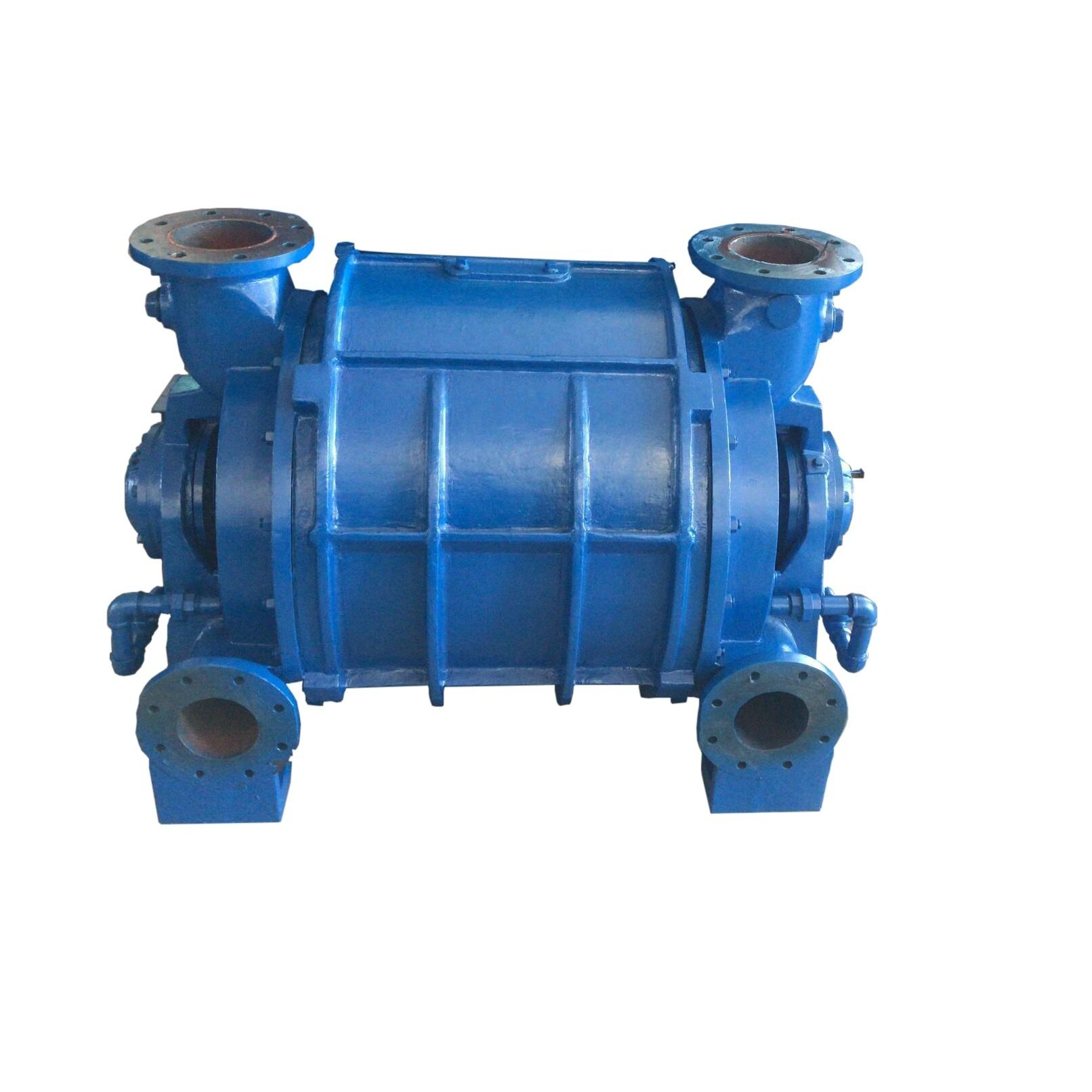 CL-3003 cone structure cast iron SS304 direct drive similar to NASH water ring vacuum pump