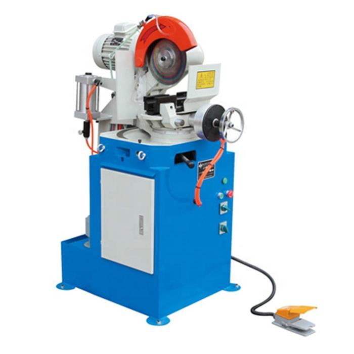 350A semi-automatic cold circlur saw machine