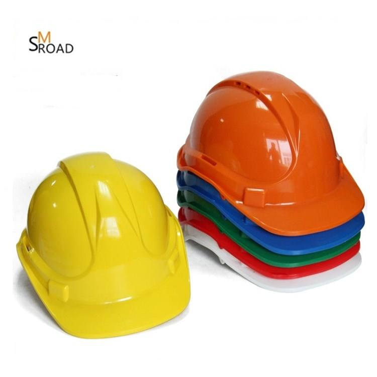 High Protection Workers Head orange american safety helmet