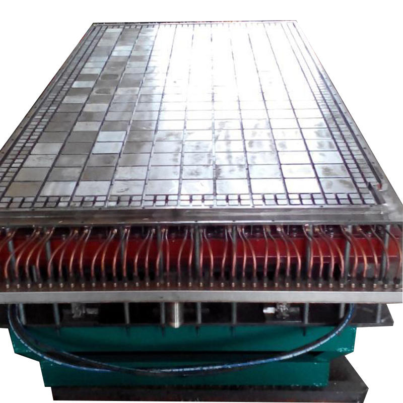 China Manufacturer FRP Grid Molded Grating Making Machine Fiberglass Grate