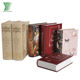 China Display Book Decoration Packaging Fake Book Shape Box For Gift