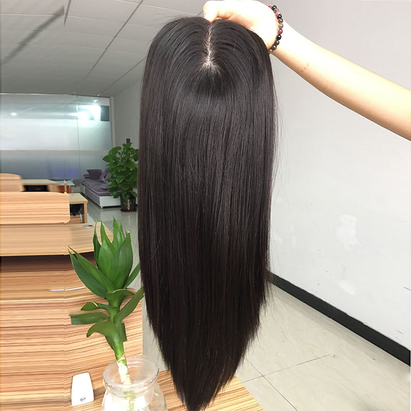factory customized wigs for baldness toupee hair pieces styles human hair toupee woman