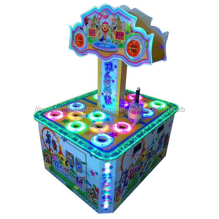 детские игровые аппараты производители