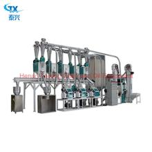 Corn/Maize Flour Milling Machine/Grain Grinding Mill Machinery For Sale