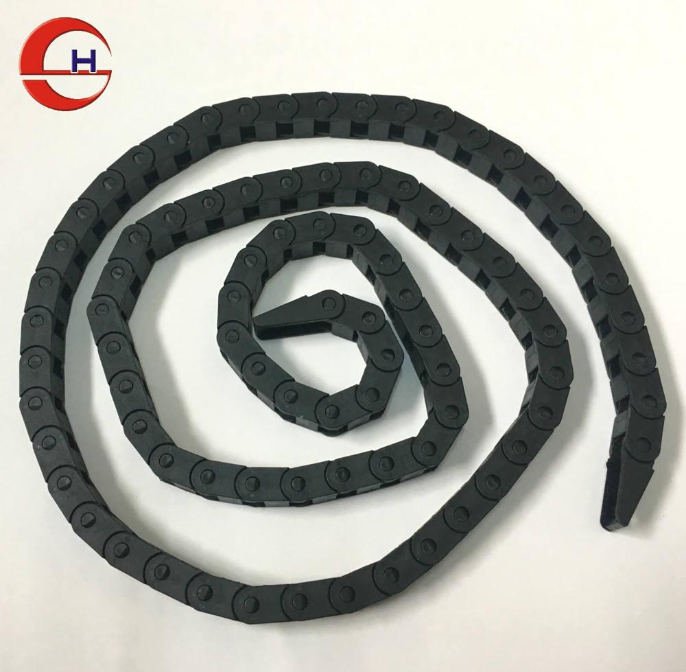Пластиковые гибкие кабель-каналы для машина P66 Nylong