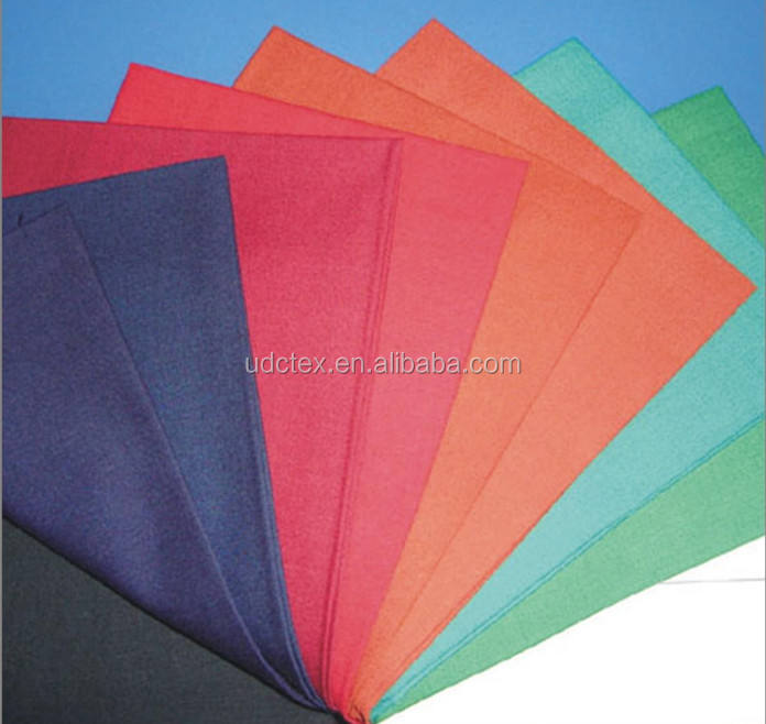 Polyester Cotton Burnout Fabric