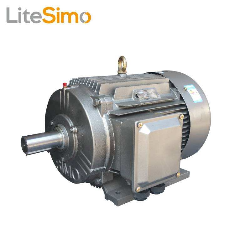 Good price 250kw electric similar abb motor for cutting machine