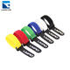 Adjustable Cheap Washable Nylon Printed Hook Loop Straps Cable Tie With Buckle For RC Plane Battery Power