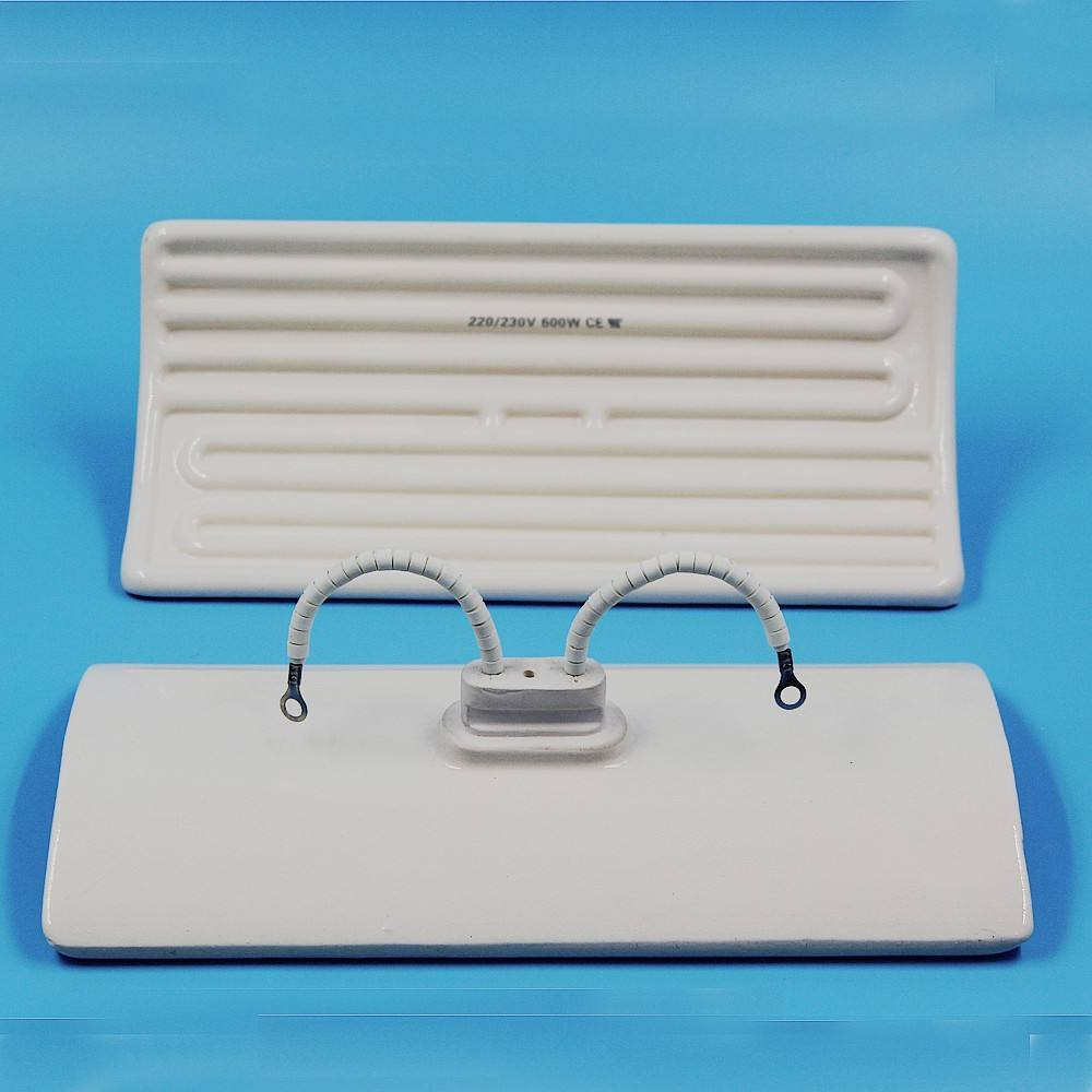 High Quality Vacuum Reinforced Infrared Pad Ceramic Heater