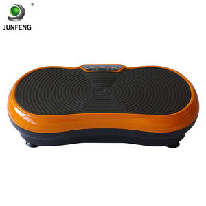 Whole body shaker Vibration Plate crazy fit massager with ce electronic foot massage plate