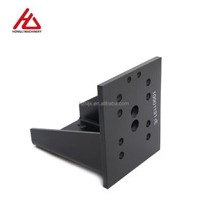 High quality laser cutting trailer parts / sheet metal fabrication parts
