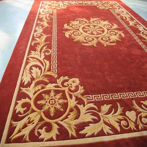 New Zealand Wool hottest selling factory direct sales customized hotel high-end handmade carpets