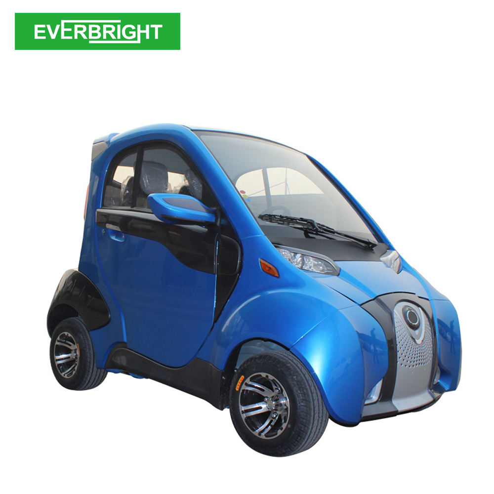 Chinese Mini Vehicle/ Cheap EEC Small 2021 used auto electric car
