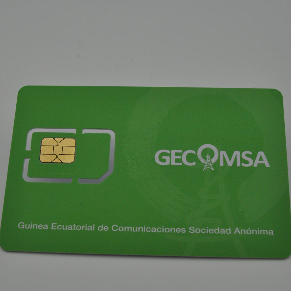 4G international SIM card for mobile phone support program 128k LTE SIM card for operator with free printing