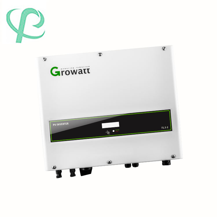 Growatt inverter solar grid tie10Kw 12Kw 18Kw 20Kw Solar Grid Tie Inverter 3 phase