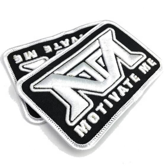 Wholesale Custom 3D Embroidery Patch Promotional Made Logo Embroidery Patch
