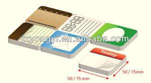 notepad sticky série