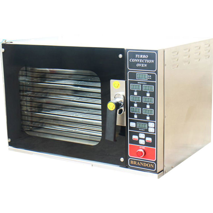 Professional Electric Baking Equipment electric deck convection oven