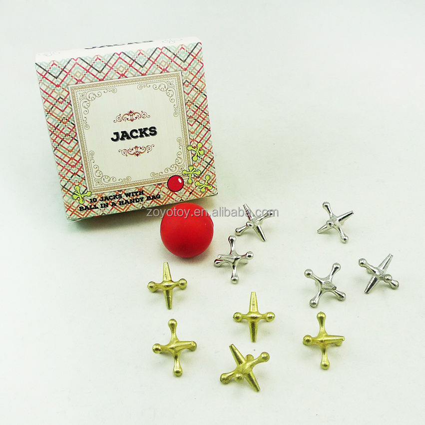 metal Jacks,Jumbo Jacks,throwing game for family