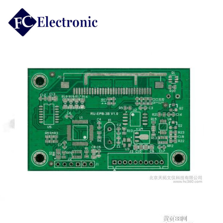 multilayer PCB Custom-made fabrication double sided pcb factory in shenzhen