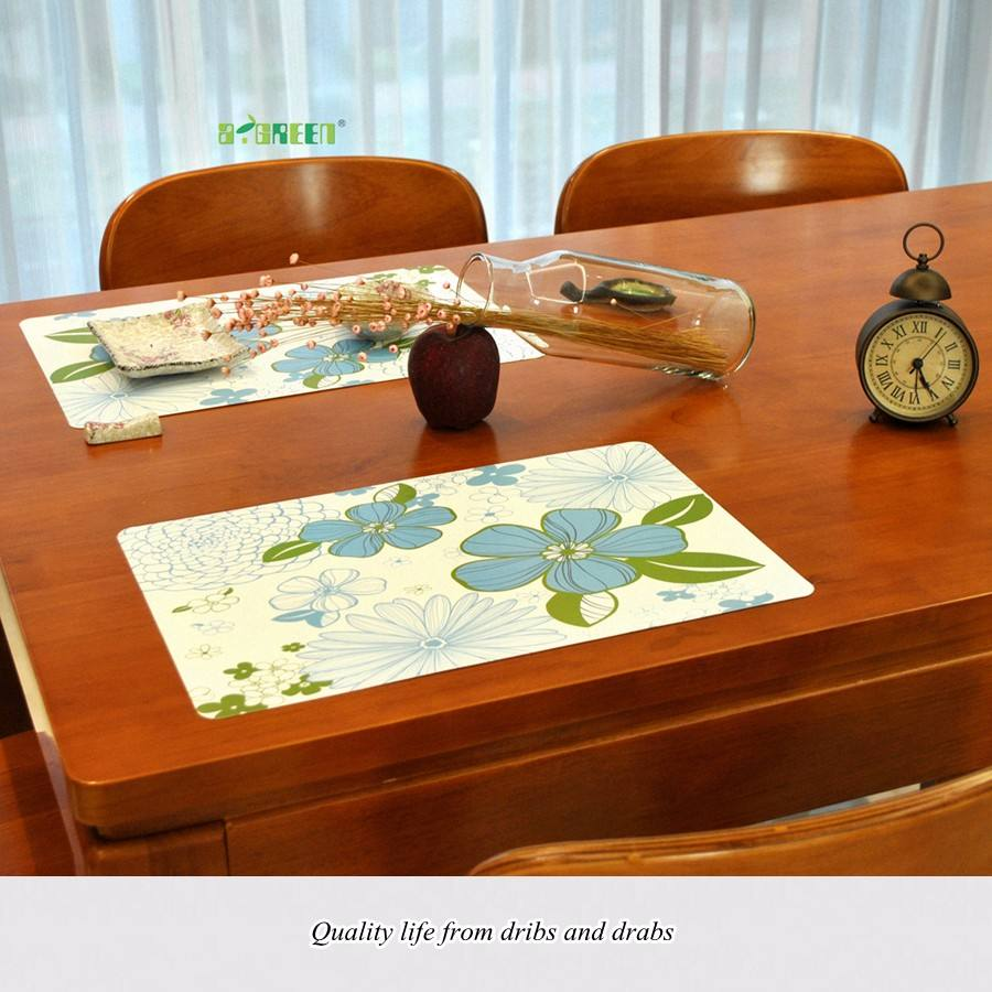 Wedding/Event/Party drawing table mat disposable dinning with fast delivery