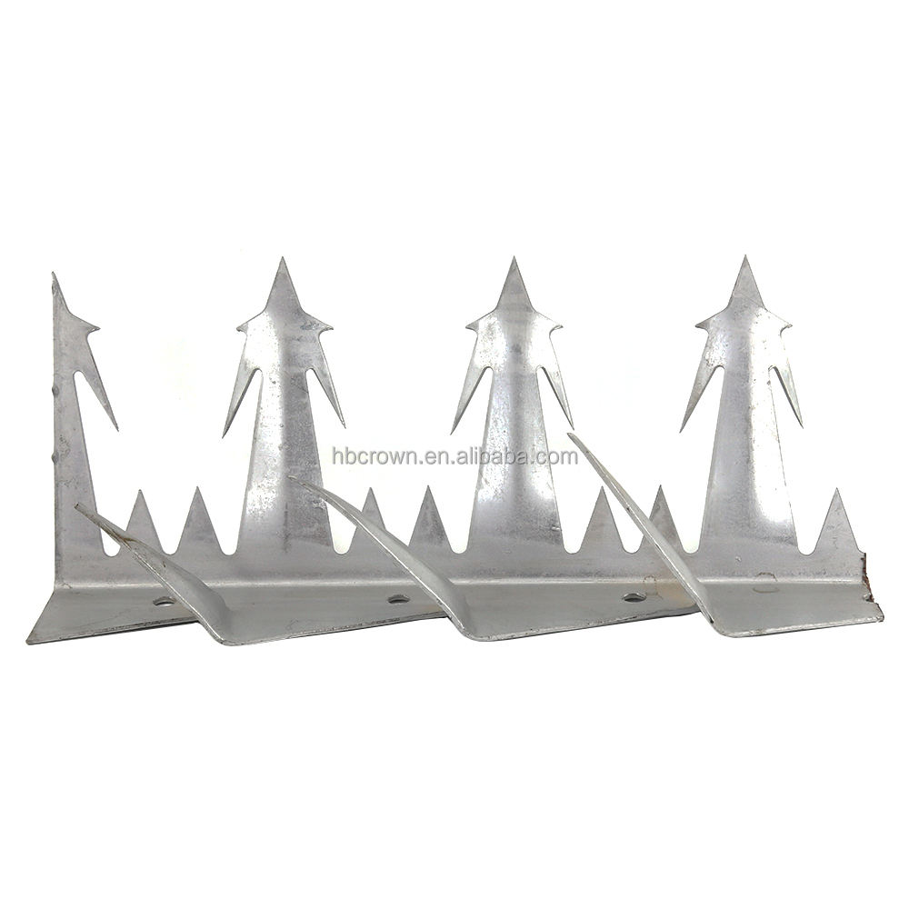 High Security Anti climb wall spike with competitive price bird spike