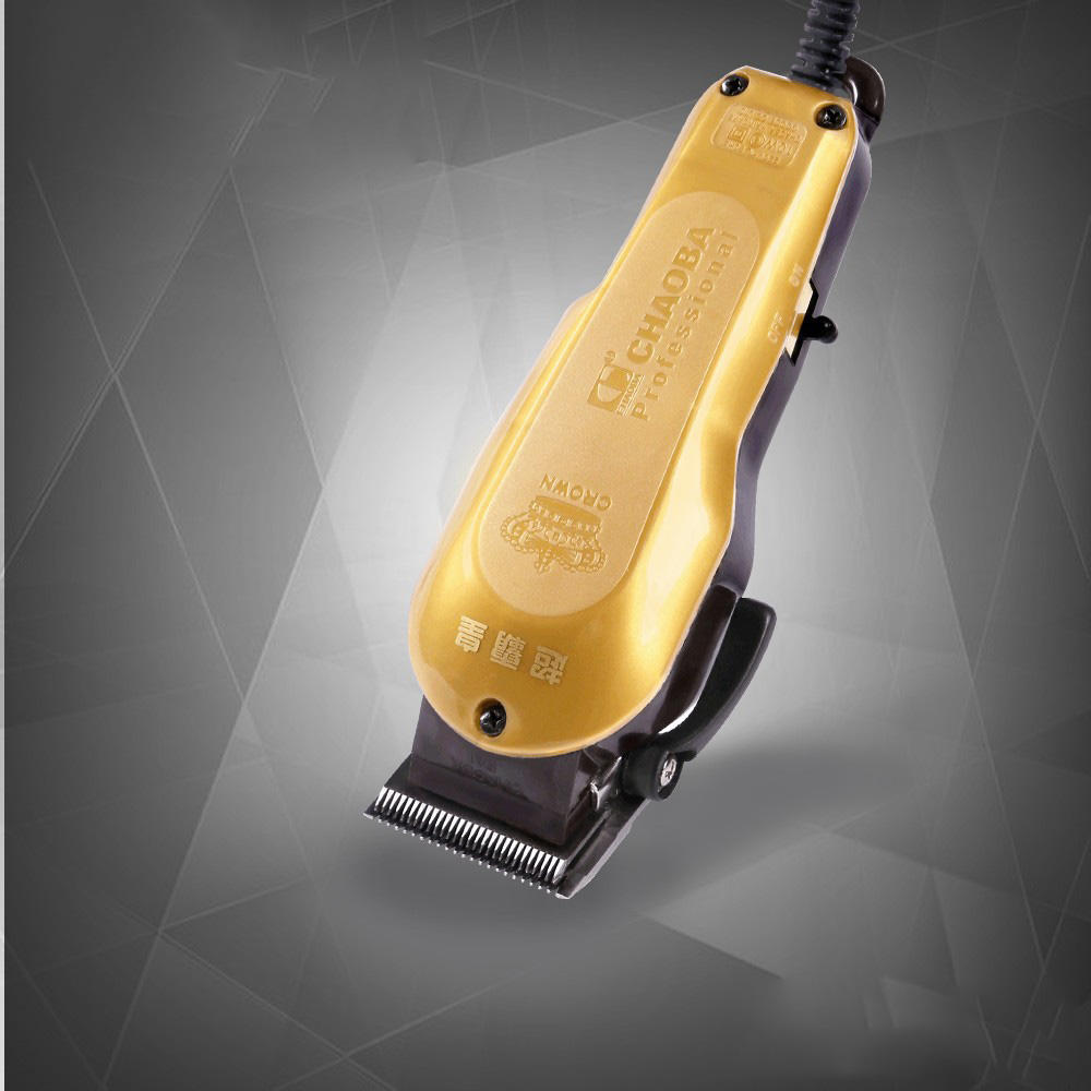 CH-808 Salon Use Professional Rechargeable hair trimmer clipper