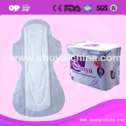 330mm ultra mince murmure serviette hygiénique