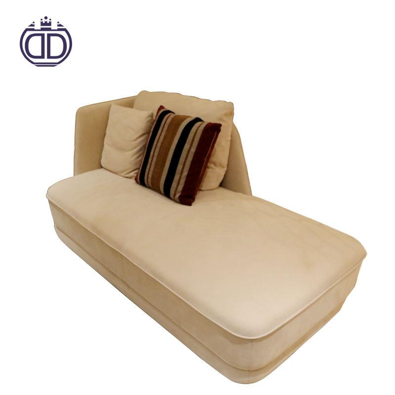 2 places salon véritable en cuir antique blanc chaise salon de sexe français style canapé en cuir chaise longue