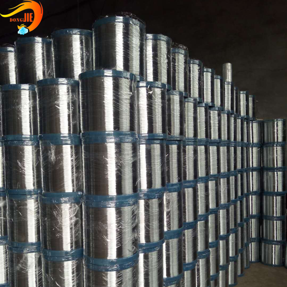 Chinese supplier stainless steel wire for scrubber The special type