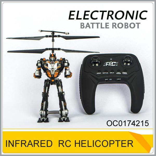 Jouet robot de rc <span class=keywords><strong>hélicoptère</strong></span> infrarouge 2.<span class=keywords><strong>5ch</strong></span> oc0174215 avec usb