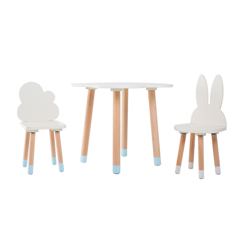 Kids Study Table And Chair Children Furniture Wholesale