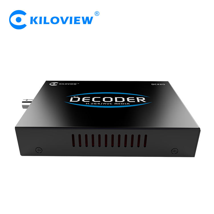 Kiloview universale rtmp in streaming decoder Modello KV-DC220
