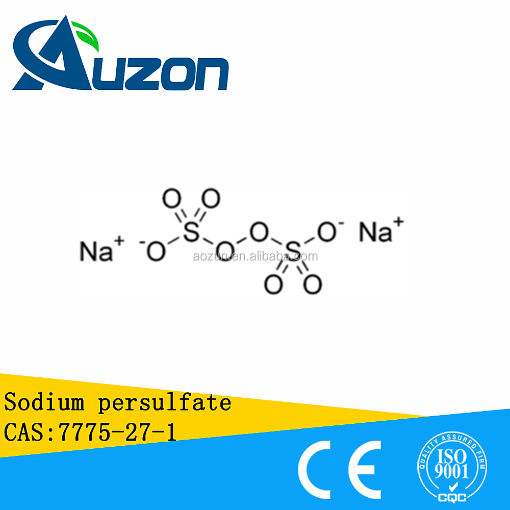 best price for high quality sodium persulfate 99%min