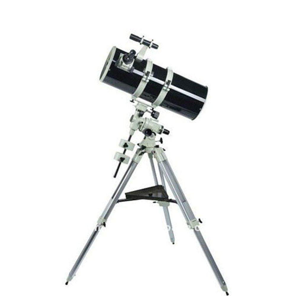 Vivitar TEL76700 263X//525X Telescope Reflector with Tripod Black
