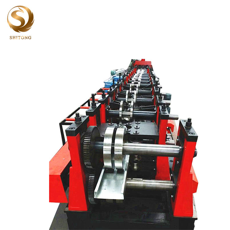 cable tray roll forming machine production line