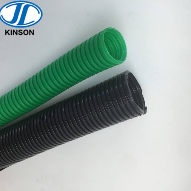plastic flexible corrugated hose price