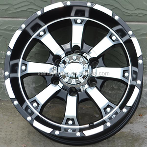 6X139.7 4X4 SUV Vehicle wheels