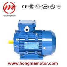 1HMA-IE1(EFF2) Y/Y2/Y3Series Aluminum HousingThree Phase Electric AC Asynchronous Motor 4Poles 1500RPM 0.75KW B34