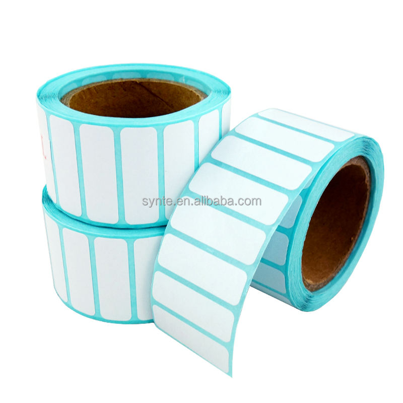 30mm x15mm (700 labels) High Quality Direct Thermal Label Roll / Adhesive Paper Sticker