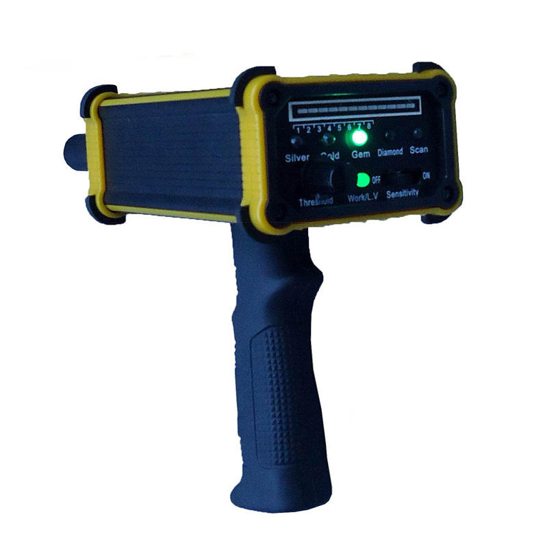 Black Hawk GR100 High quality detector de oro gold scanner detector , long range gem stone diamond detector for sale