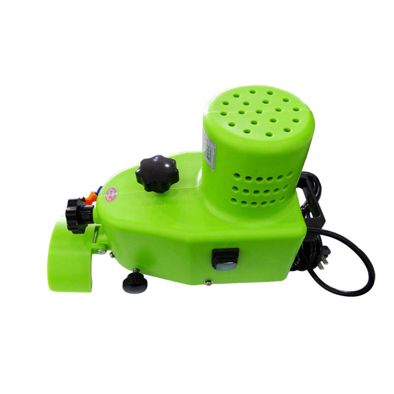 HNHONGXIANG Mini Hand Manual Edge Polishing Glass Grinding Machine For Sale