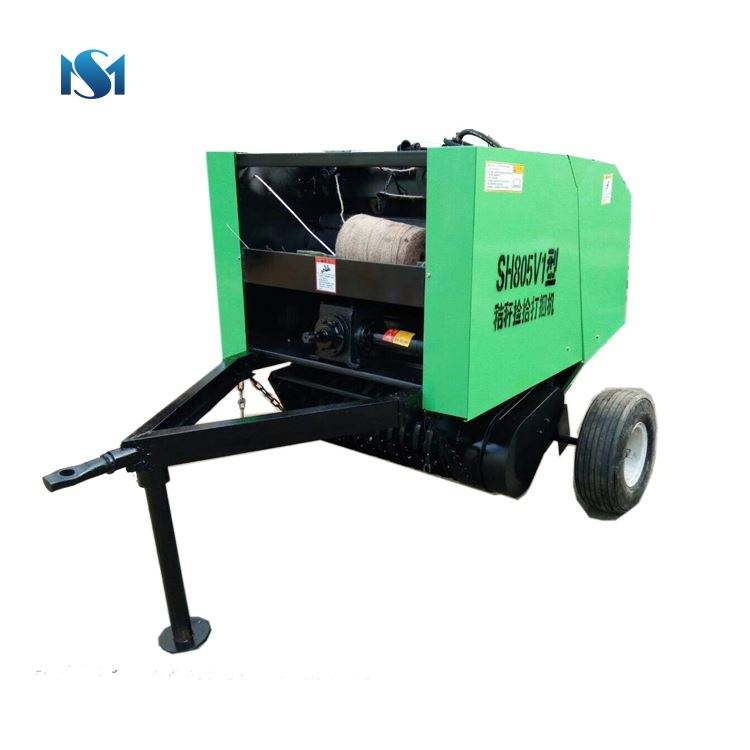 factory supply low price hay bundling machine for sale