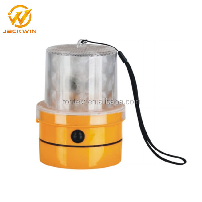 500M Visible Distance Outdoor LED Flashing Beacon Light With Magnet