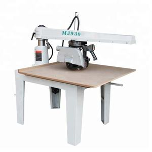 MJ930 woodworking radial arm saw wood crosscut saw machine