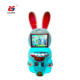 Rabbit kids coin operated game machine hot sale kids game machines for mall