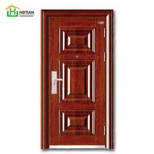 Hot selling room door design american steel doors for sale steel door mom and son
