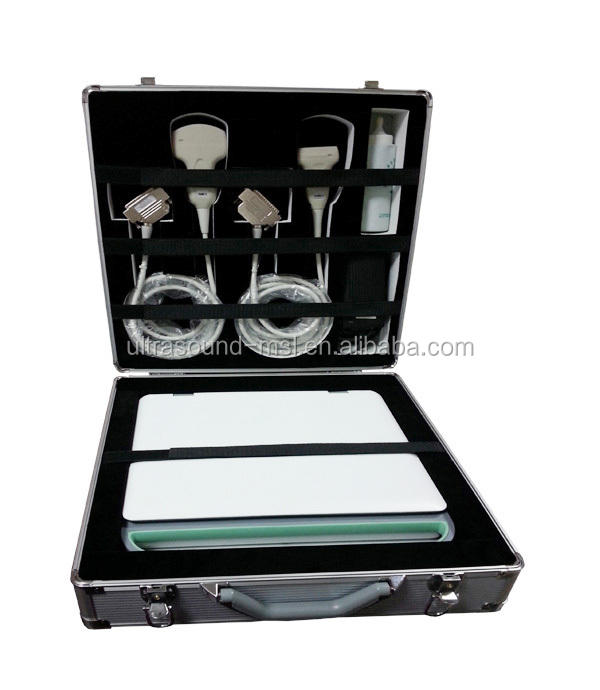 MSLPU24Z High quality portable pc medical ultrasound scanner / portable ultrasound device