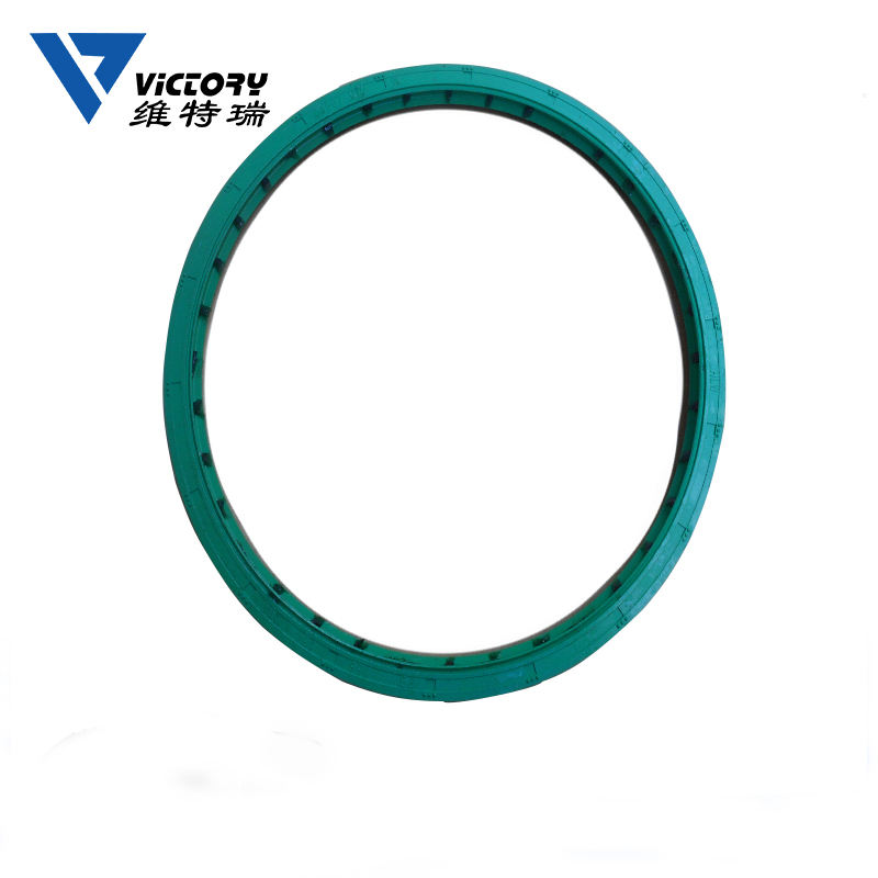 outer oil seal rear wheel hub 3104-00455 for bus parts